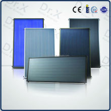 solar keymark SRCC approved flat plate hot air solar collector prices
