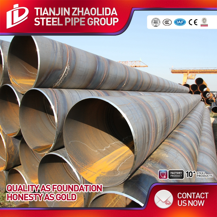 spiral made in tianjin, china mainland zhaolida steel pipe