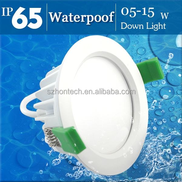 led downlight 30W cob led light /8 inch commercial lighting/ led waterproof ceiling light