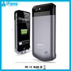 Wholesale Newest 2200MAH hottest rechargeable backup battery wallet battery case for iphone 5
