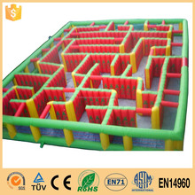 inflatable obstacle course commercial design inflatable maze for sale