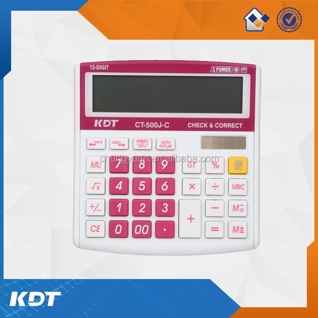 12 digits graphic calculator with favourable price