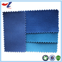 Pure Cotton 330GSM Fire Retardant Fabric For Workwear