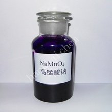 40% Sodium Permanganate Solution CAS 10101-50-5 MnNaO4