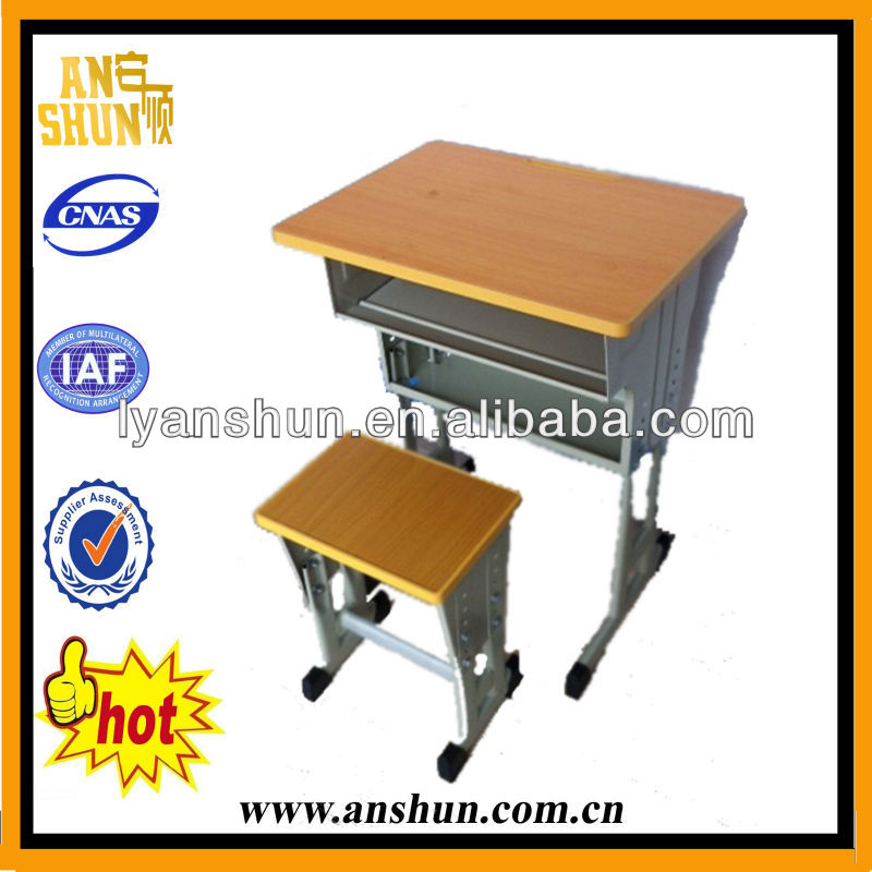 School Set School Desk And Chair Modern Student Desk And Chair