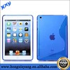 2013 Fashion Blue s line tpu soft back case ,wholesale price