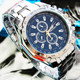 China Supplier Cheap Mens Steel Strap Automatic Business Watch MX502M