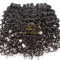 Curl Hold Well After Washing Cheap Wholesale Top Quality Human Hair Weave