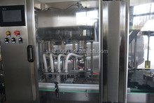YXT-YGD automatic salt water bottle filling and capping monoblock machine