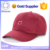 Custom Unstructured Crown 6 Panel Sport Baseball Dad Cap Hat