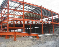 Long Span Earthquake resistant Steel structure building