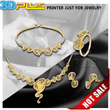 3D Plus Printer Using Cutting Edge Additive Manufacturing Technology Printer to Jewelry 3D