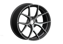 22*10/24*10 big size aluminum alloy wheel rim with pcd 5x130