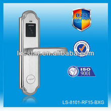 hotel smart cards door locks with automated systems