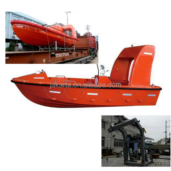 Fast Rescue Boat 30 person life boat with good price