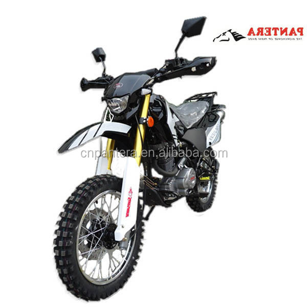 Cheap Price Powerful Well Configuration Off Road Motorcycle 200cc