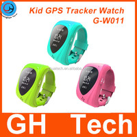 GH Wrist Watch Gps Tracking Device for Kids G-W011