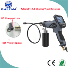 Car care products Automotive Air Condition evaporator Visual Spray-Gun Borescope