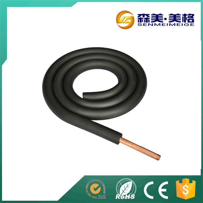 China supplier foam insulation supplies urethane wickes self sealing foam pipe insulation