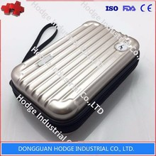 Customized large aluminum hair stylist beauty tool carrying cases