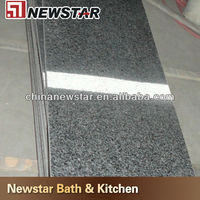 China g654 granite polished kitchen countertops wholesale