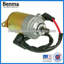 GY6 Scooter parts,GY6 150 Starter Motor ,High Quality Starter Motor Factory sell!