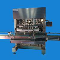 high filling precision soft drink filling machine from by pneumatic energy