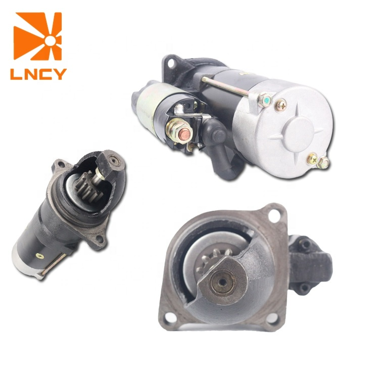 24V 5.0KW 11T CW china electrical new starter motor for Construction Machinery vehicles