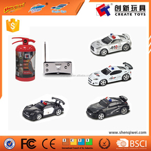 2017 New arrival toy Radio control mini police cars toys for kids