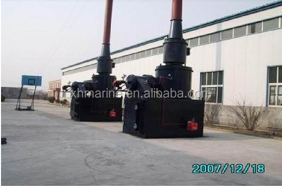 Animal waste incinerator capacity of 30-200KG per time