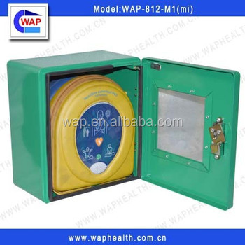 WAP-health new invention metal AED cabinet