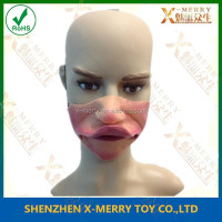 X-MERRY Halloween Cosplay duck cartoon animal half mask