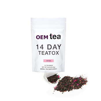 Top quality Chinese fresh herb sugar free fit tea detox tea dried mint leaves herbal tea