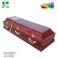 natural finish reasonable price coffin handle china