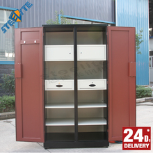 Steel Cupboard Design/Bedroom Wooden Cupboards/Bedroom Cupboard Design