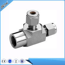 Water Pipe Compression Fittings Water and Gas Tube Fittings Price