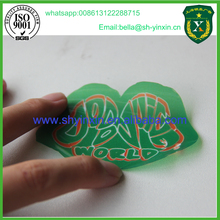 Decorative Vinyl Static Cling Decals