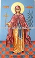 Religious icon of Agia Paraskevi