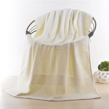 Wholesale Hot Selling Premium Cotton Solid Color Pool Towel Bath Towel