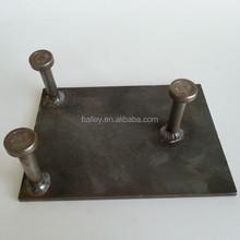 welding and stamping Fastening plates