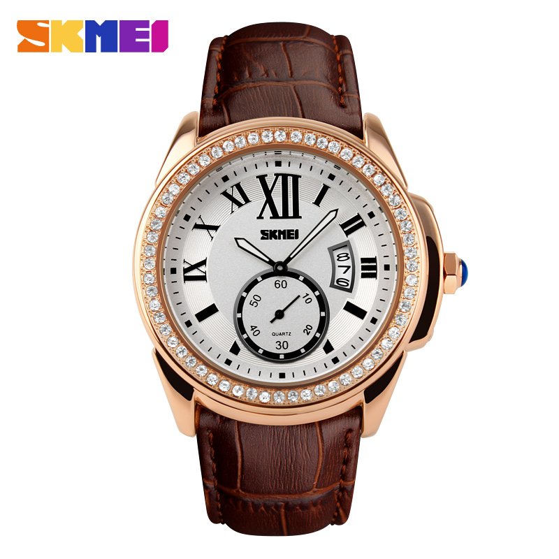 alibaba china supplier wrist watches ladies luxury leather case
