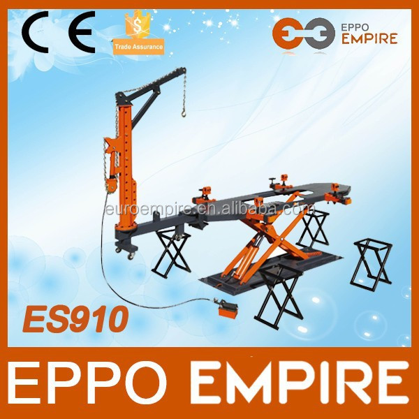 2015 new CE approved high quality frame machine/auto body equipment/car chassis frame