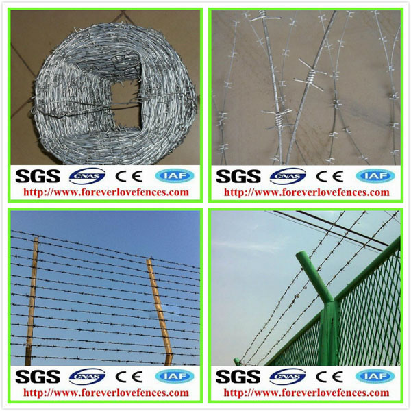 Installing razor wire barbed wire crosses prices per weight Made In China