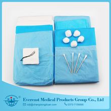 Disposable Sterile Emergency Baby Birth Delivery Kit