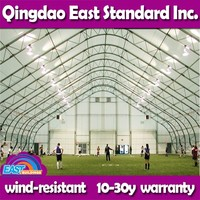 East Standard relocatable prefab temporary shelter