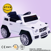 6V Kids Ride-On Car Battery Powered Wheels RC 2.4G bluetooth Remote control baby cars