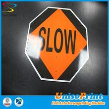 BillBoard Advertising with Alunimium or Steel frame acrylic sheet running board road sign