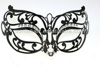 2014 simple design masquerade mask for party supplies