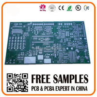 2 Layers fr4 circuit board vamo v5 pcb board aliaba China