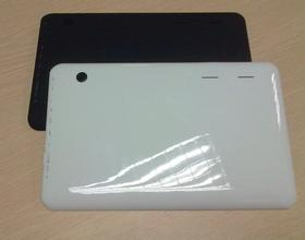 Plastic Ipad shell injection moulding coating